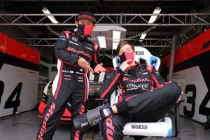 #34 Modulo Drago Corse Honda NSX GT3 Evo: Ryo Michigami, Jake Parsons