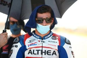 Lorenzo Gabellini, MIE Racing Althea Honda Team