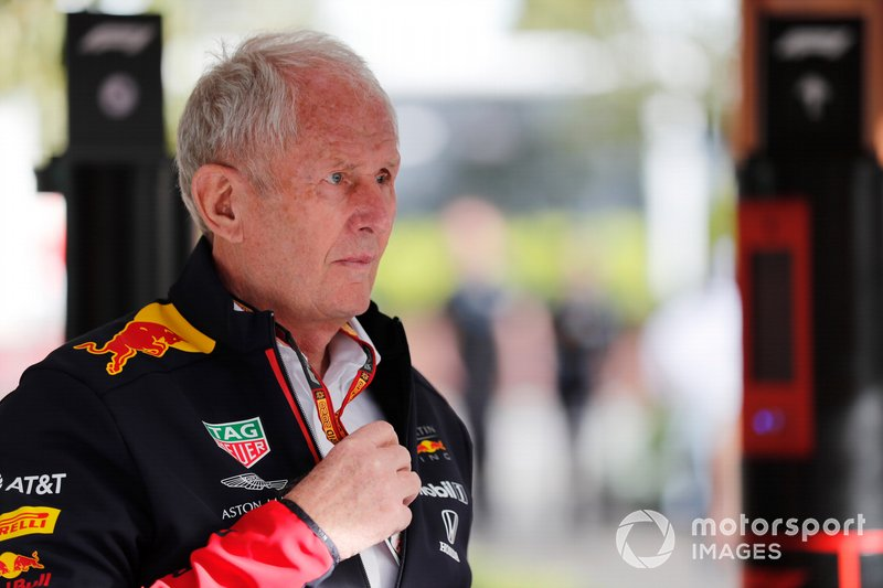 Helmut Marko, Consultor, Red Bull Racing