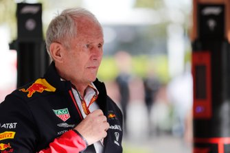 Helmut Marko, Consultant, Red Bull Racing
