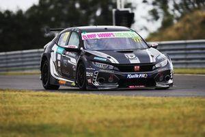 Michael Crees, BTC Racing Honda Civic Type R