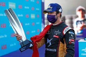 Antonio Felix da Costa (PRT), DS Techeetah festeggia sul podio