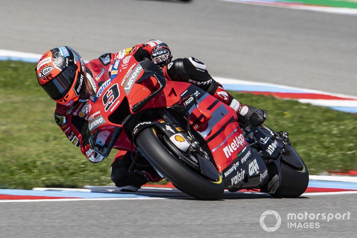 8-е место: Данило Петруччи (Ducati)