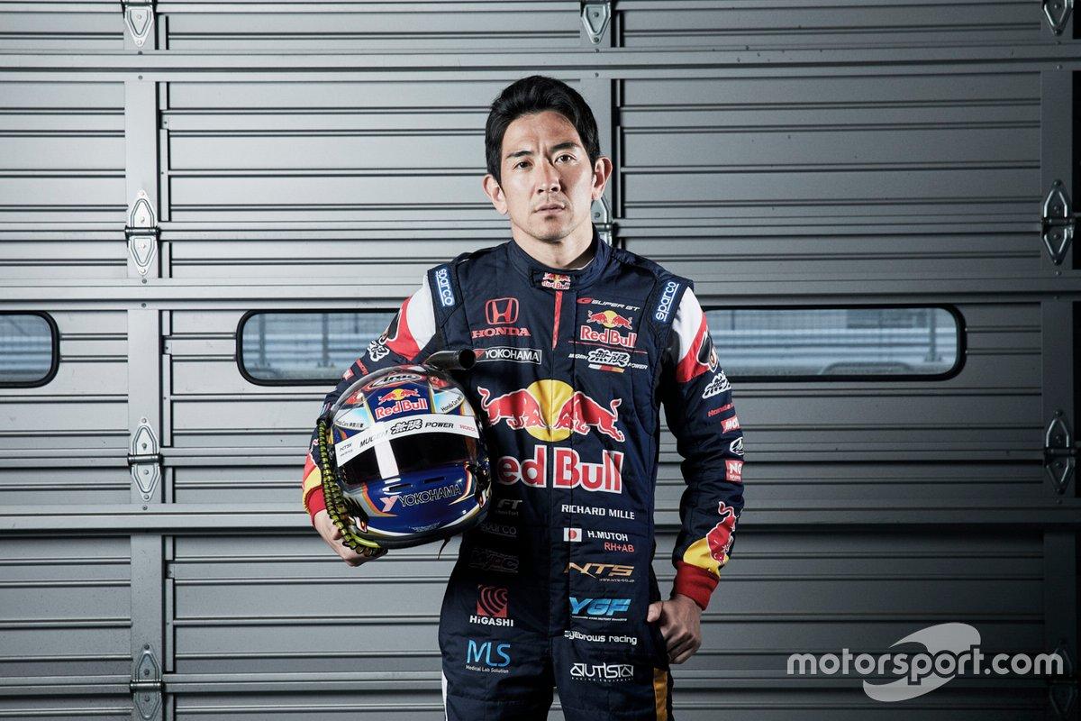 Hideki Mutoh, Team Mugen