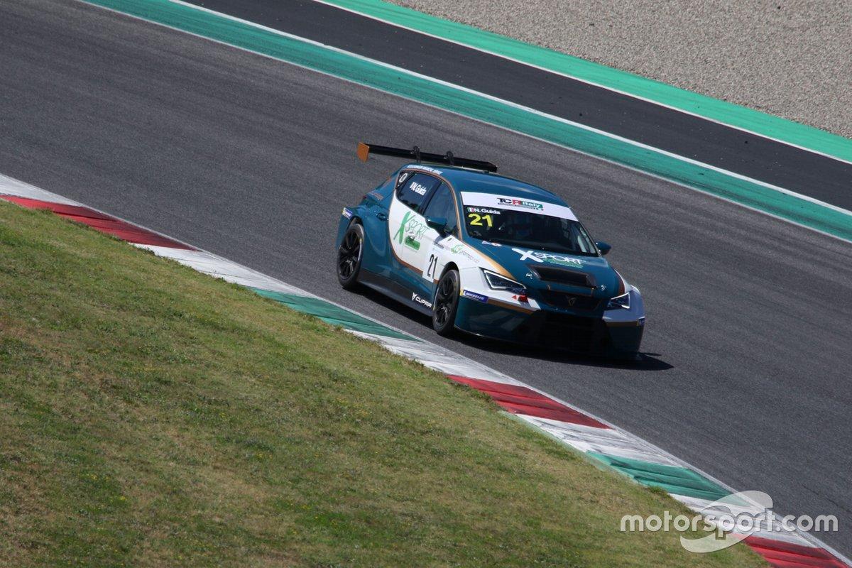 Nicola Guida, Scuderia del Girasole by Cupra Racing, Cupra TCR