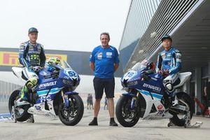 Patrick Hobelsberger, Dynavolt Honda, Simon Buckmaster, Hikari Okubo, Dynavolt Honda