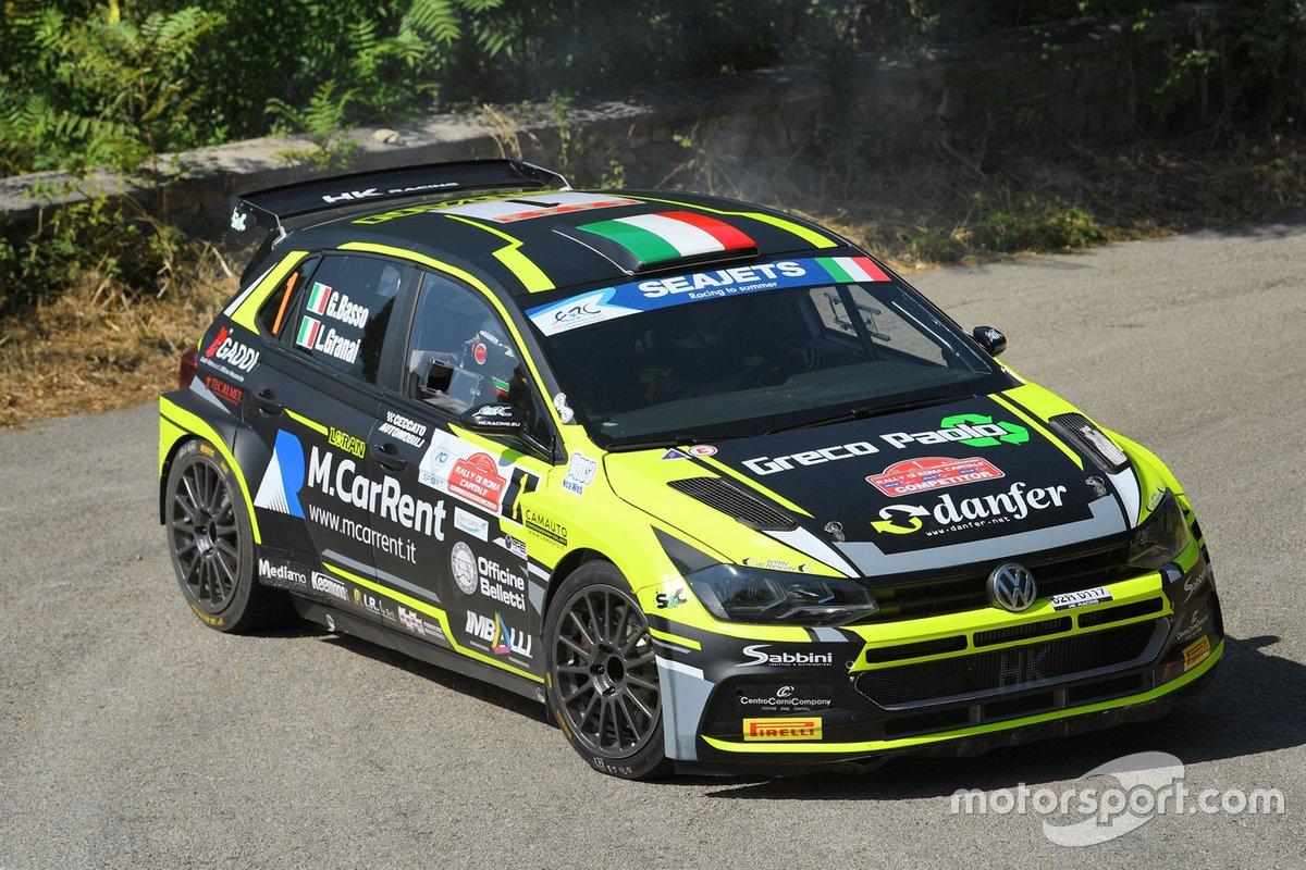 Giandomenico Basso, Lorenzo Granai, Loran SRL, Volkswagen Polo GTI R5