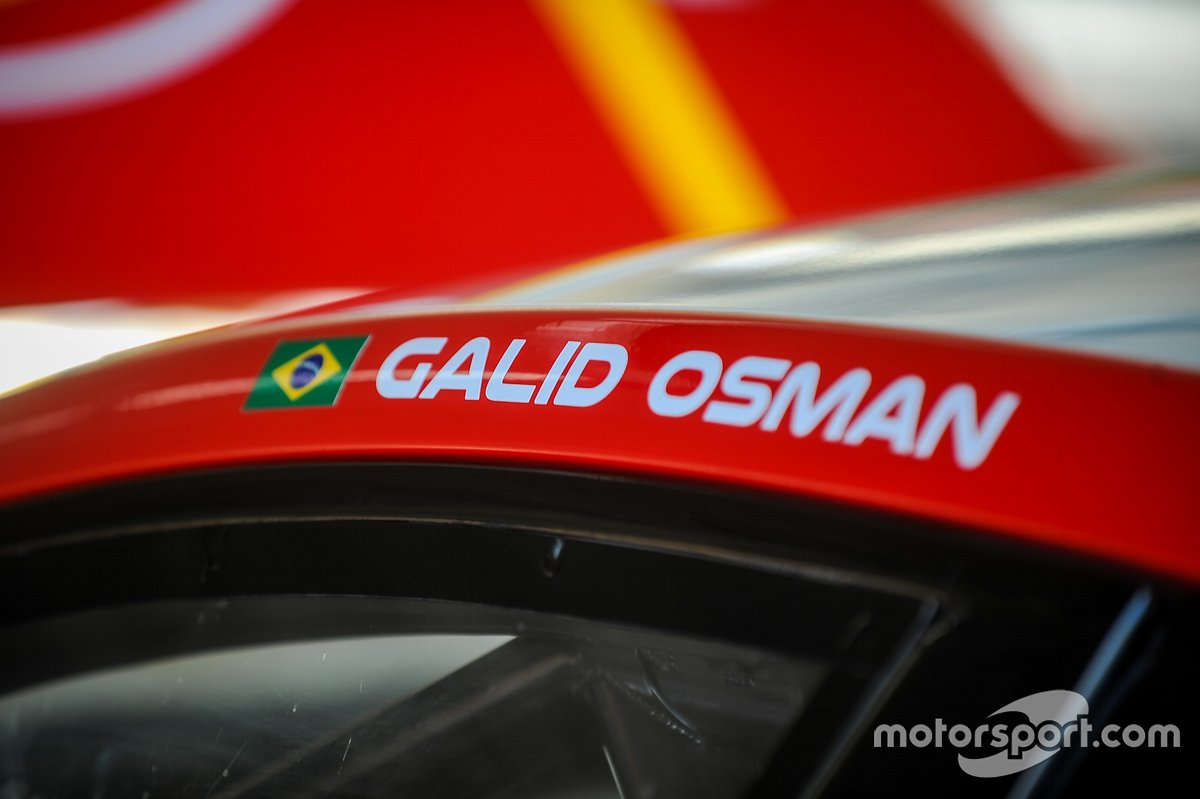Galid Osman, piloto Shell na Stock Car