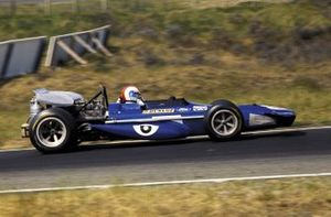 Francois Cevert, March 701 Ford
