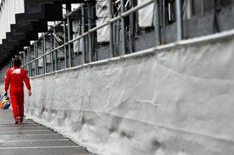 Fernando Alonso, Ferrari regresa caminando