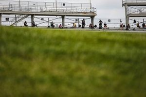 Spotter am Indianapolis Motor Speedway