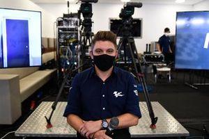 Steve Day, comentarista de TV