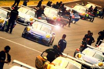Porsche Cup abre a temporada - Porsche