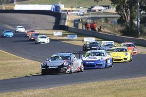 Porsche Michelin Sprint Challenge field