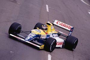 Thierry Boutsen, Williams FW113B Renault