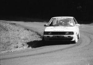 Andrzej Koper, Jakub Mroczkowski, Renault 11 Turbo