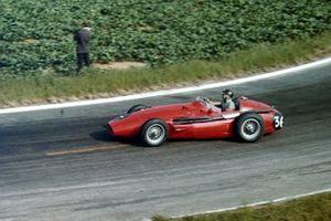 Phil Hill, Maserati 250F