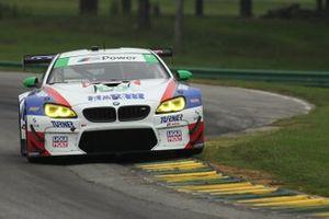 #96 Turner Motorsport BMW M6 GT3: Bill Auberlen, Robby Foley