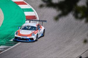 Leonardo Caglioni, Ombra Racing - Centro Porsche Padova