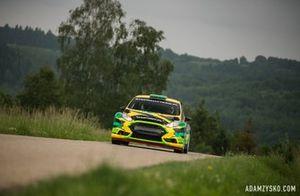 Adam Stec, Ford Fiesta R5