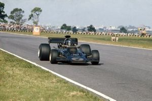 Ronnie Peterson, Lotus 72D-Ford
