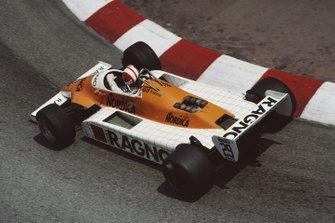 Marc Surer, Arrows A4
