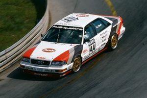 Hans-Joachim Stuck, Audi quattro V8