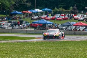 #30 Team Hardpoint Audi Sport Audi R8 LMS GT3:Rob Ferriol, Spencer Pumpelly