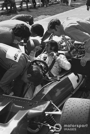 Jackie Stewart, Tyrrell 001-Ford
