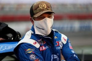 Jeffrey Earnhardt, JD Motorsports Chevrolet ContecThankYou Heroes