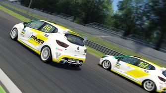 Felice Jelmini, PMA Motorsport, Renault Clio Sport