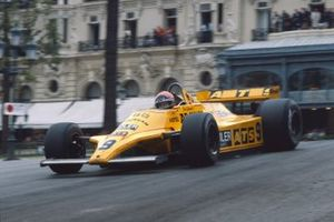 Jan Lammers, ATS D4 Ford