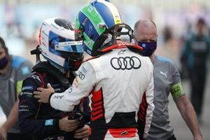 Lucas Di Grassi, Audi Sport ABT Schaeffler, Sam Bird, Virgin Racing