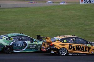 Scott Pye, Charlie Schwerkolt Racing Holden, Todd Hazelwood, Brad Jones Racing Holden