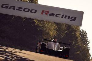 #7 Toyota Gazoo Racing Oreca 07 LMP2: Mike Conway, Kamui Kobayashi, Jose Maria Lopez, Maxime Brient