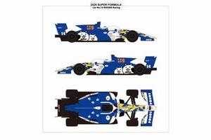Kazuya Oshima, #14 ROOKIE Racing