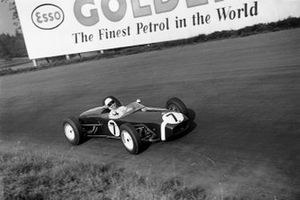 Stirling Moss, Lotus 18-Climax