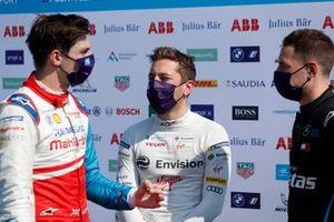 Alex Lynn, Mahindra Racing, Robin Frijns, Virgin Racing, Stoffel Vandoorne, Mercedes Benz EQ