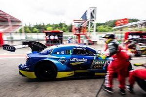 Robin Frijns, Audi Sport Team Abt Sportsline, Audi RS5 DTM, arrêt au stand