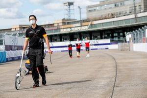 Tag Heuer Porsche team member