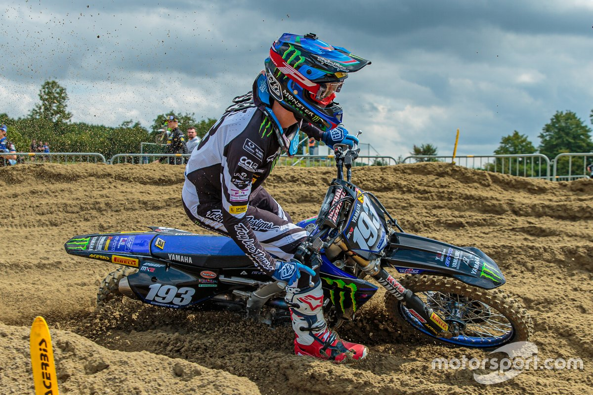 Jago Geerts, Yamaha Factory Racing