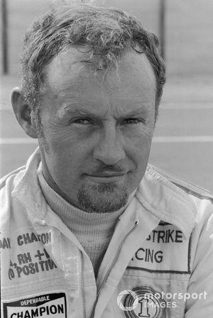 Dave Charlton, Lotus 72