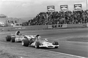 Alex Soler-Roig, BRM P160B, Ronnie Peterson, March 721X Ford