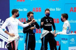 Edoardo Mortara, Venturi, Nyck de Vries, Stoffel Vandoorne, Mercedes Benz EQ, Mercedes Benz EQ, Robin Frijns, Virgin Racing