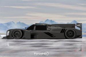 Design van de Forze IX. De waterstof-elektrische racewagen van de TU Delft