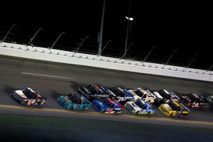 Todd Gilliland, Kyle Busch Motorsports, Toyota Tundra JBL, Johnny Sauter, ThorSport Racing, Ford F-150