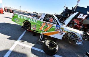 Ryan Reed, DGR-Crosley, Toyota Tundra Dexcom