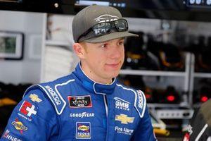 John Hunter Nemechek, GMS Racing, Chevrolet Camaro Fire Alarm Safety
