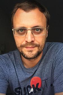 Александр Наконечный, редактор