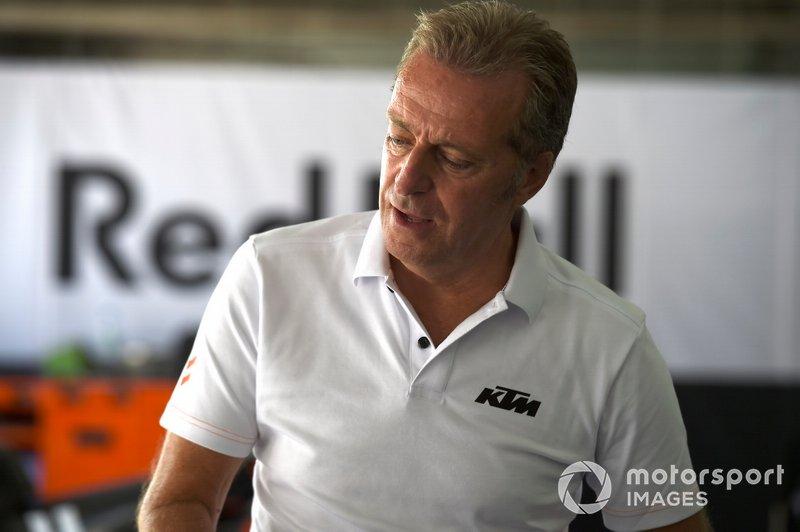 Hervé Poncharal, KTM Tech 3 Team Manager
